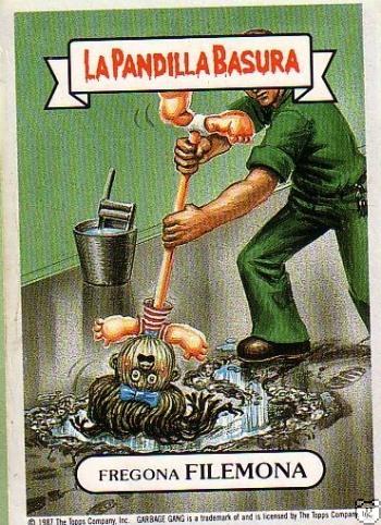 la pandilla basura completa
